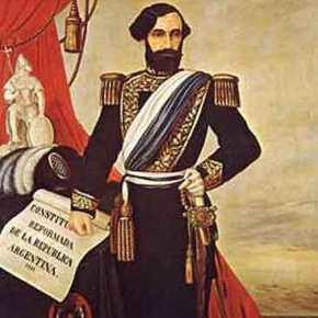 Ο πρώτος Πρόεδρος της Ενωμένης Αργεντινής Δημοκρατίας, ήτανΈλληνας!