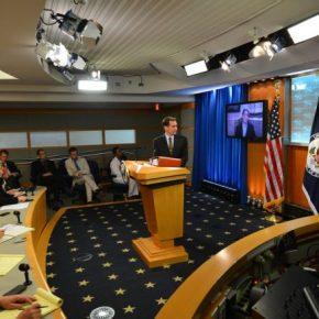 Το Στέιτ Ντιπάρτμεντ καταδικάζει την επίθεση των τρομοκρατών εναντίον Καθημερινής καιΣκάι