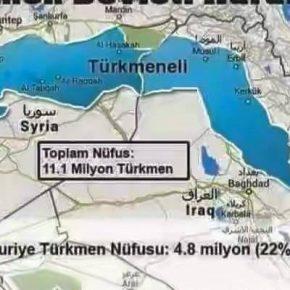 """Οι τουρκικές επιχειρήσεις στη Συρία, τμήμα του """"Εθνικού Όρκου"""" που κοιτάει μετά προς τηνΕλλάδα…"""