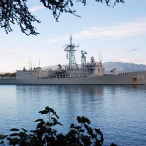 ΚΑΘΗΜΕΡΙΝΗ: Η Ελλάδα ενδιαφέρεται για δυο φρεγάτες κλάσης Adelaide, SM-2 στο Αιγαίο και η ναυαρχίδα που ανέφερε οΚαμμένος