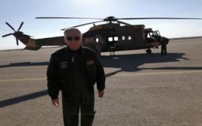 ΓΕΑ: «Ηχηρή» παρουσία του Α/ΓΕΑ στην Ιορδανία –ΦΩΤΟ