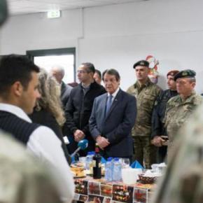 Κυπριακό: Ο Πρόεδρος Αναστασιάδης «έβαλε τα γυαλιά» στονΑκιντζί