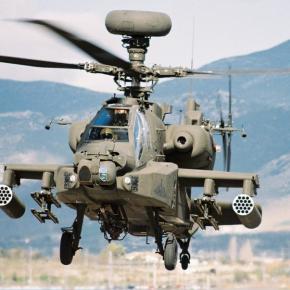 Ελικόπτερα Apache: Η «αιχμή του δόρατος» της Αεροπορίας Στρατού –ΦΩΤΟ