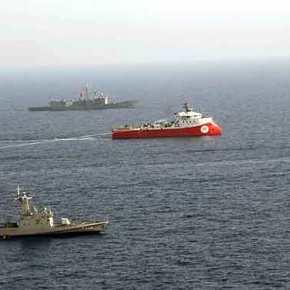 Σε ετοιμότητα τα σκάφη του στόλου: Καρτέρι στα τουρκικά πλοία στήνει τοΠΝ