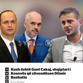 Κοσοβάρος ο νέος ΥΠΕΞ τηςΑλβανίας