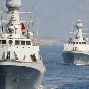 Τουρκικό παραλήρημα: «Περιοχή ευθύνης μας η έκδοση NAVTEX νότια της Ρόδου καιΚρήτης»!