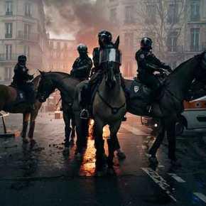 ΕΚΤΑΚΤΟ: Ανυπακοή των Γάλλων αστυνομικών, δεν εκτελούν τις εντολές των ανωτέρωντους
