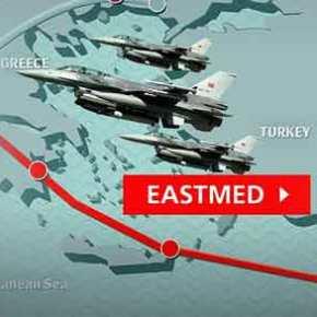 Τουρκική φρενίτιδα μετά τον East Med: Πάλι τουρκικά μαχητικά στο Καστελόριζο – Δεκάδες παραβιάσεις τουΕΕΧ