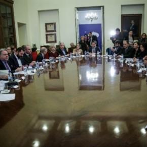 Μπήκαν τα θεμέλια για στενότερη Ελληνο-Παλαιστινιακή συνεργασία