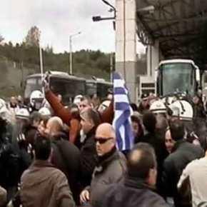 Ελληνοαλβανικός «πόλεμος» – Τα Τίρανα συνέλαβαν Έλληνα αστυνομικό στους ΑγίουςΣαράντα