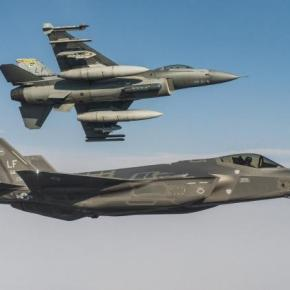 F-35 vs F-16: Τα δύο μαχητικά της LM αναμετρούνται – ΦΩΤΟ –ΒΙΝΤΕΟ