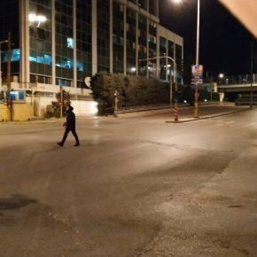 Ισχυρή έκρηξη βόμβας στο Φάληρο, κοντά στον τηλεοπτικό σταθμό Σκάι: Στόχος τοκανάλι