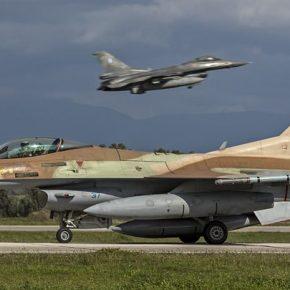 Πώς βλέπουν οι Ισραηλινοί τις συνεκπαιδεύσεις με την ΠολεμικήΑεροπορία