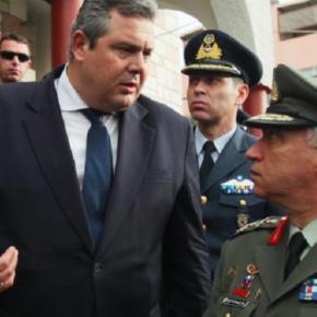 Μύδροι Καμμένου κατά του Στρατηγού Κωσταράκου μέσωTwitter