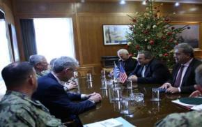 Νέο «χαστούκι» ΗΠΑ στην Τουρκία: Ο Καμμένος συναντήθηκε με τα «κεφάλια» των Special Forces –ΦΩΤΟ