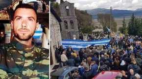 Ελληνικά ΜΑΤ εμποδίζουν Έλληνες να πάνε στο μνημόσυνο Κατσίφα – Έπεσανχημικά
