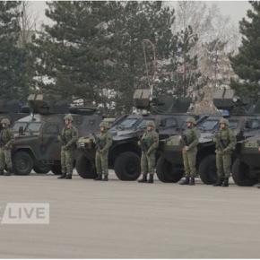 Το Κοσσυφοπέδιο θα εξοπλισθεί με 250 αμερικανικά θωρακισμέναοχήματα