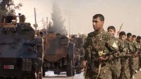 Άρχισε η τουρκική εισβολή στηΣυρία
