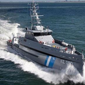 Νέες θερμικές κάμερες σε Περιπολικά Πλοία Ανοικτής Θαλάσσης τουΛιμενικού