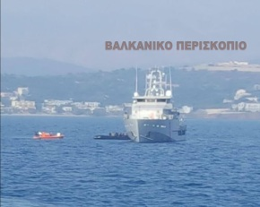 Υπουργός Άμυνας Αλβανίας: Σώσαμε 84 παράνομους μετανάστες στοΑιγαίο