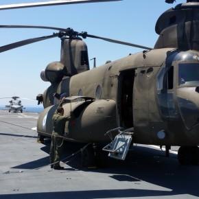 Συνάντηση εκπροσώπων των Dassault, Safran και Honeywell με επιτελείς της ΠΑ για υποστήριξη Mirage 2000/-5, CH-47D και UH-1H(Ανανέωση)