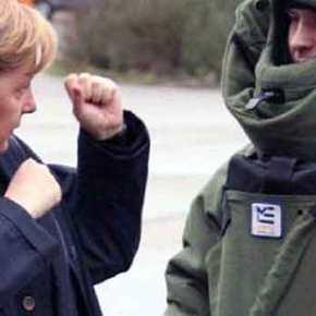 Η Γερμανία επιστρέφει στον δρόμο της στρατιωτικήςισχύος