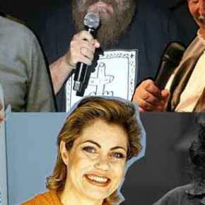 Οι διάσημοι Έλληνες που έφυγαν από την ζωή το 2018(φώτο)