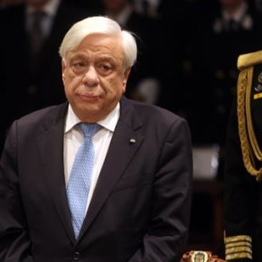 Παυλόπουλος: Δεν μπορεί να υπάρξει λύση συνομοσπονδίας στην Κύπρο.