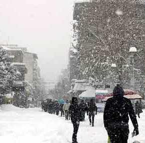 Έκτακτο δελτίο καιρού: «Βουτιά» 10 βαθμών στην θερμοκρασία από το βράδυ – Έρχονται χιονισμέναΧριστούγεννα