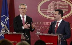 ΗΠΑ: Ένταξη της ΠΓΔΜ στο NATO μέχρι το2020