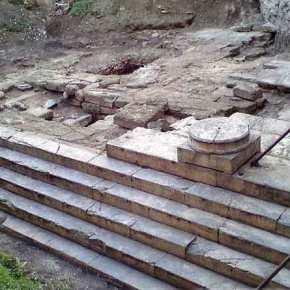 «Ξαναθάβεται» λόγω κόστους ο Ναός της Αφροδίτης στηΘεσσαλονίκη