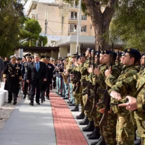 Ηχηρό μήνυμα Καμμένου σε Ζάεφ: «Δεν υπάρχουν περιθώρια συμφωνίας με τηνπΓΔΜ»