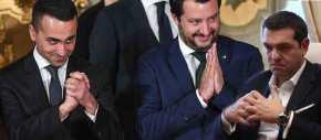 Τεράστια νίκη Μ.Σαλβίνι και Ντι Μάιο απέναντι σε ΕΕ: «Έδωσαν» το 0,36% του ελλείμματος & τα πήρανΟΛΑ!
