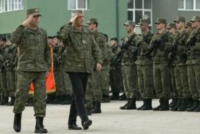 Στρατό αποκτά το Κόσοβο, αντιδρά ηΣερβία