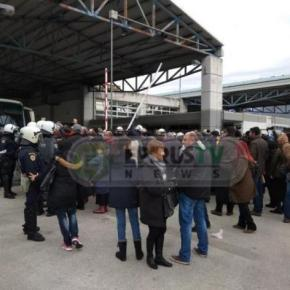 «Μπαρούτι» στην ελληνο-αλβανική μεθόριο μετά το μπλόκο στο μνημόσυνοΚατσίφα
