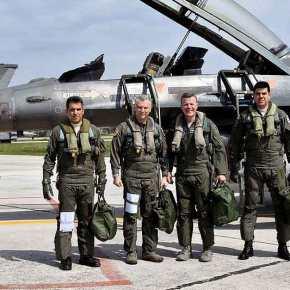 Συναγερμός στην Τουρκική ΠΑ: Α/ΓΕΑ & Αμερικανός Πτέραρχος πέταξαν με F-16 στοΑιγαίο