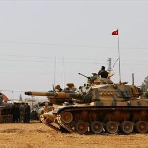Έτοιμη να «ανάψει» το φυτίλι σε Συρία και Ιράκ ηΤουρκία
