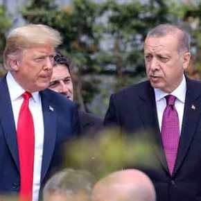Τραμπ: Μίλησα με Ερντογάν για Συρία, ISIS καιεμπόριο