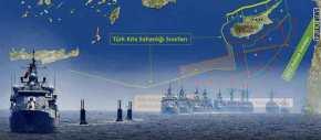 Άγκυρα: «Η υφαλοκρηπίδα μας φτάνει μέχρι νότια της Κρήτης»! – Νέος χάρτης με τις πρωτοφανείς τουρκικέςδιεκδικήσεις