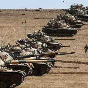 """Τα """"μαζεύει"""" ο Ερντογάν για τις επιθετικές επιχειρήσεις στη Συρία –ΦΩΤΟ"""