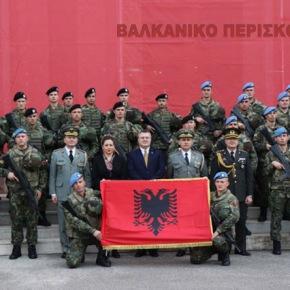 Εορτάστηκε η 106η επέτειος της δημιουργίας του Αλβανικού Στρατού- Ομιλία του Τούρκουπρέσβη