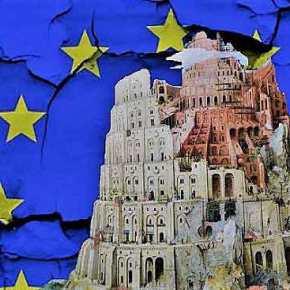 Ως σύγχρονη Βαβέλ, η ΕΕ δεν έχειμέλλον