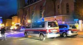 Επίθεση σε εκκλησία στη Βιέννη – Δεκάδεςθύματα