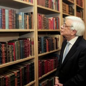 Εγκαινιάστηκε η βιβλιοθήκη τηςΕΣΗΕΑ