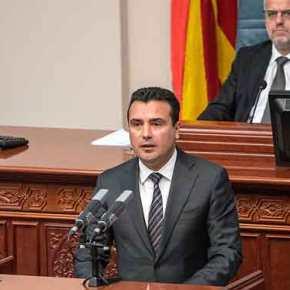 Ζάεφ: Είμαι Μακεδόνας, μιλώ μακεδονικά, είναι δικαίωμά μου.