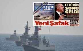 Μήνυμα σε Ελλάδα και Κύπρο «Eτοιμαζόμαστε για πόλεμο» η Τουρκική Άσκηση «Blue Homeland»…Γράφει η YeniSafak