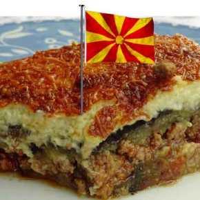 Οι Σκοπιανοί προπαγανδίζουν την «μακεδονική» κουζίνα στο Βερολίνο και κλέβουν τον μουσακά: «Είναι δικό μαςφαγητό»