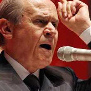 Πολεμική δήλωση από Ν.Μπαχτσελί: «Θα ισοπεδώσουμε την Ελλάδα και η ελληνική κυβέρνηση θα παρακαλάει να μην τοκάνουμε»