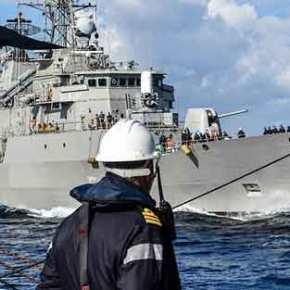 Ο ελληνικός Στόλος αναπτύσσεται στο Αιγαίο «διά παν ενδεχόμενο» -Ποιοι πιστεύουν ότι η Τουρκία θα κτυπήσει μέχριΑπρίλιο