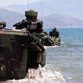 Σε εξέλιξη η Άσκηση των Ειδικών Δυνάμεων Ελλάδος -ΗΠΑ στο Παγασητικό(ATG19)